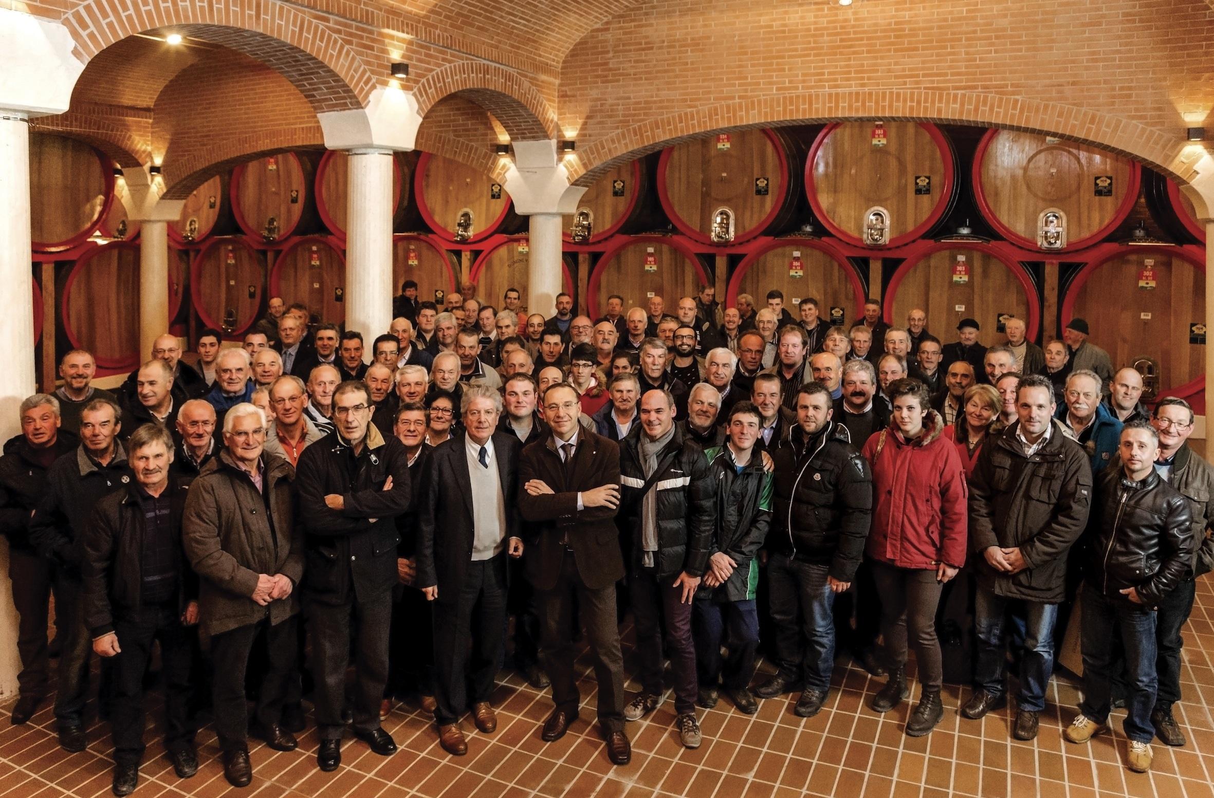 Weinwirtschaft, Cantina Valpolicella Negrar è la migliore cooperativa vitivinicola d'Italia