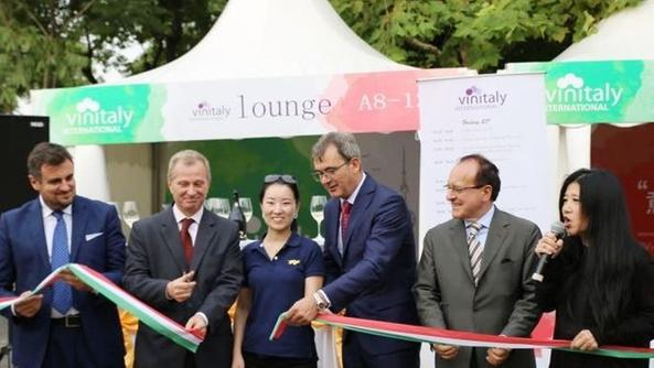 Vinitaly International, successo in Cina