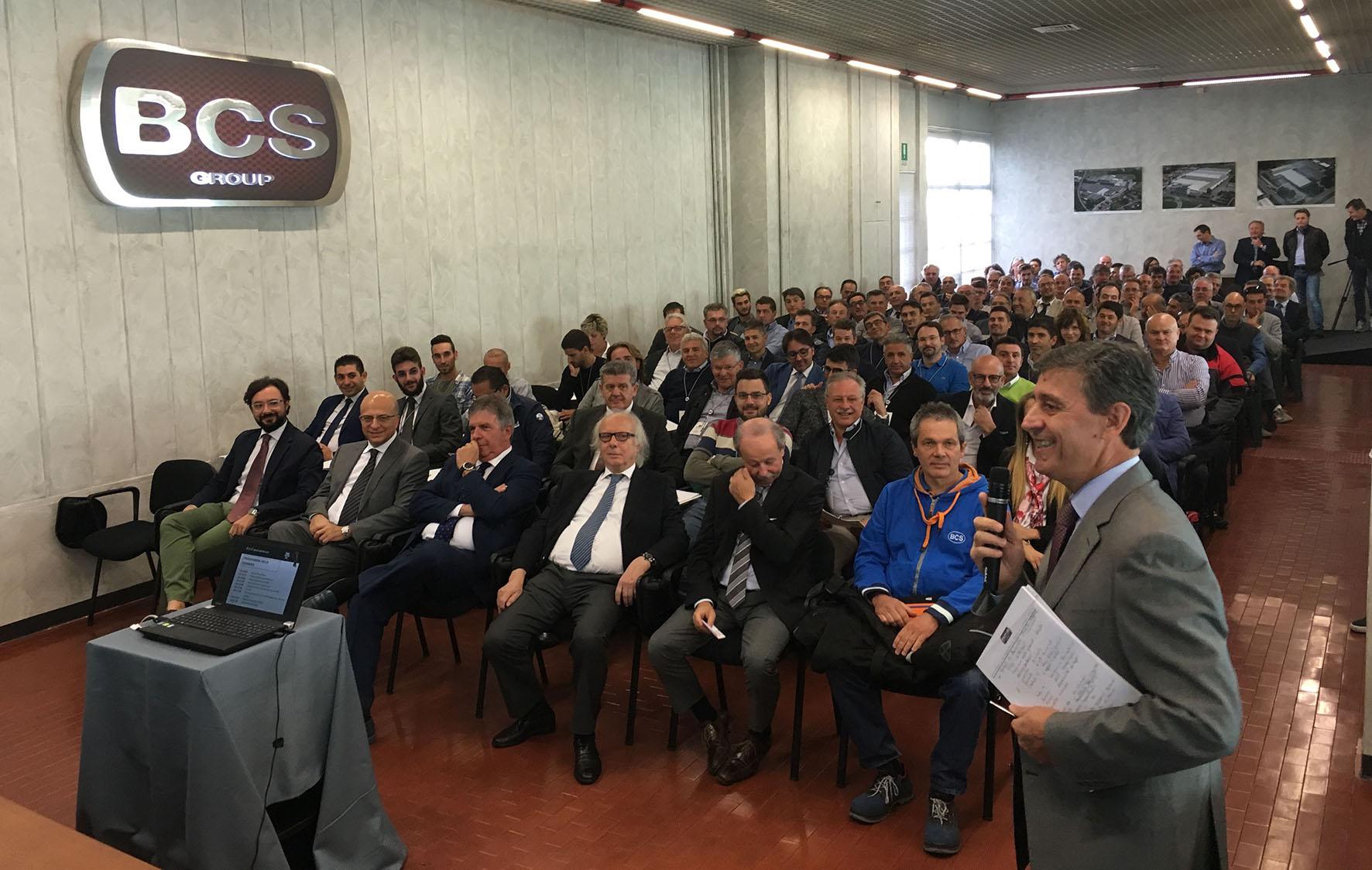 Dealer meeting BCS, uno sguardo al futuro