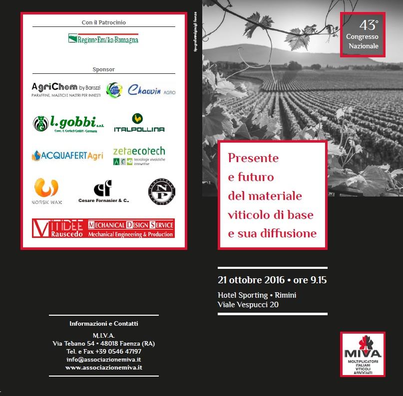 Presente e futuro del materiale viticolo di BASE e sua diffusione
