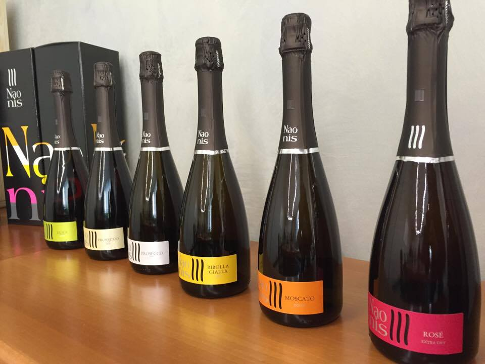 La Delizia: boom degli spumanti, 1 milione di bottiglie per la linea naonis