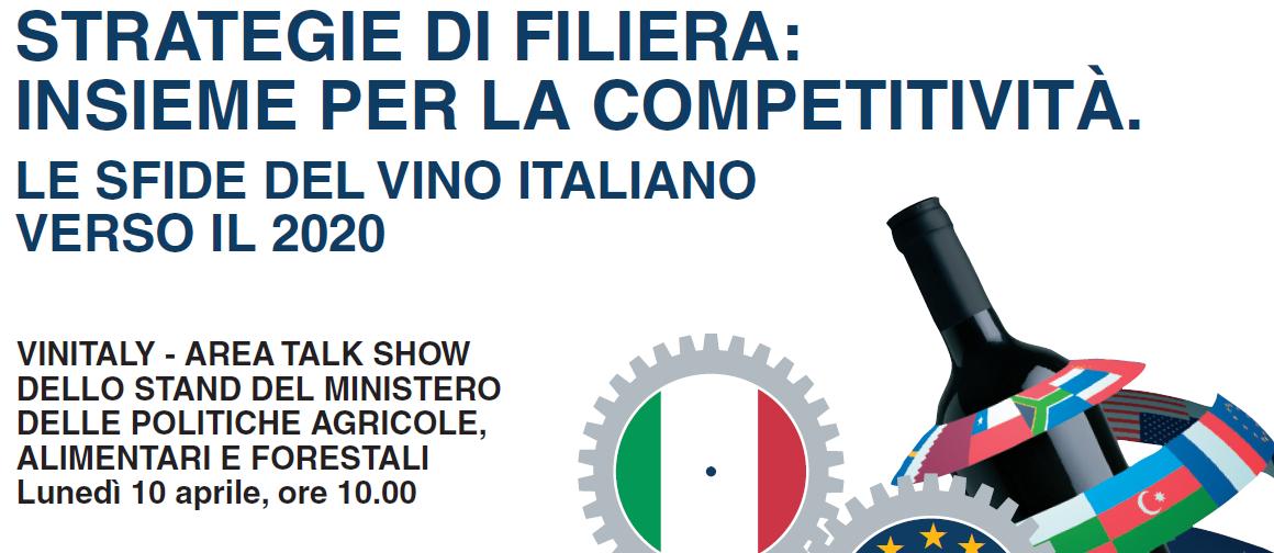 Le sfide del vino italiano verso il 2020
