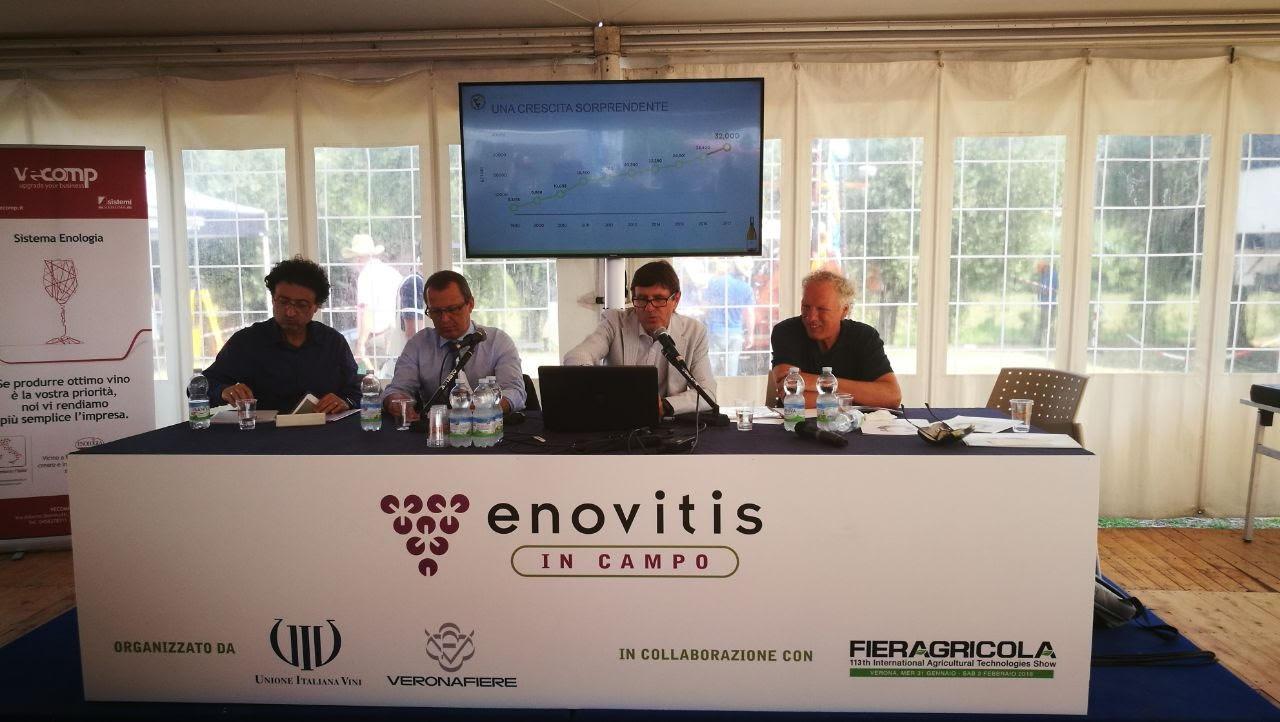 Enovitis 2017, Rallo: Tutela Doc delle Venezie modello vincente e replicabile